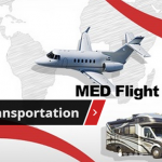 MedCruiser Long Distance Medical transport services